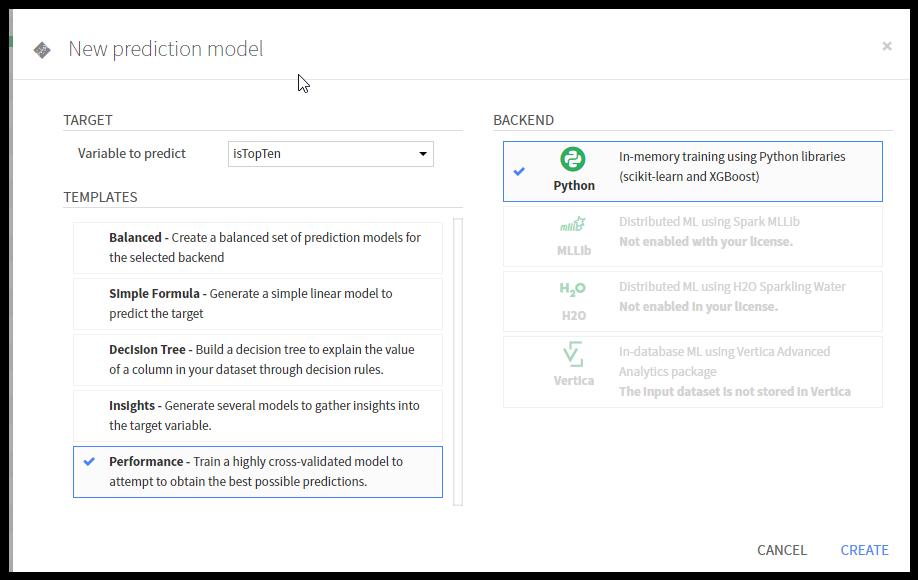 How to predict Google Rankings with DataScience platform @Dataiku